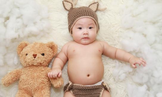 adorable baby beanie bonnet 421879